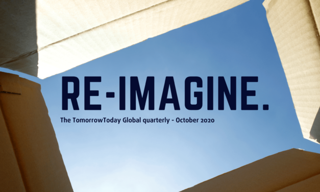 Welcome to Re-Imagine